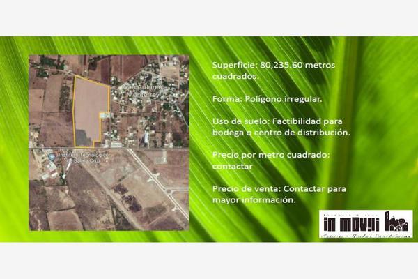 Foto de terreno industrial en venta en  , san antonio monterrey, salina cruz, oaxaca, 8853757 No. 03