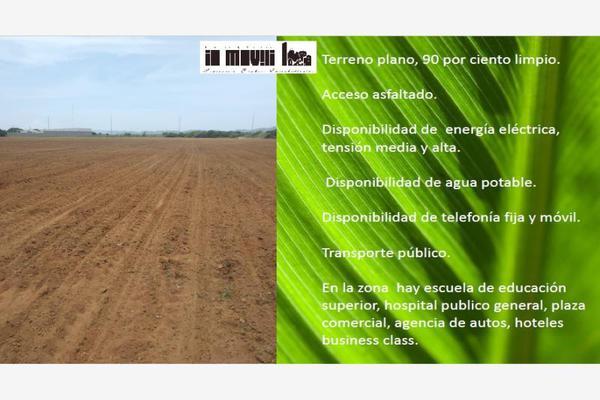 Foto de terreno industrial en venta en  , san antonio monterrey, salina cruz, oaxaca, 8853757 No. 04
