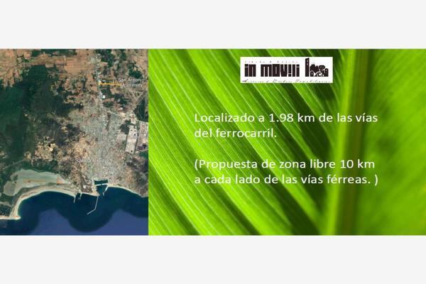 Foto de terreno industrial en venta en  , san antonio monterrey, salina cruz, oaxaca, 8853757 No. 06