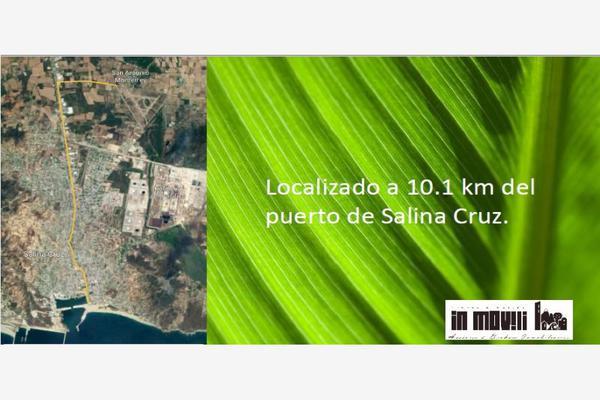 Foto de terreno industrial en venta en  , san antonio monterrey, salina cruz, oaxaca, 8853757 No. 07