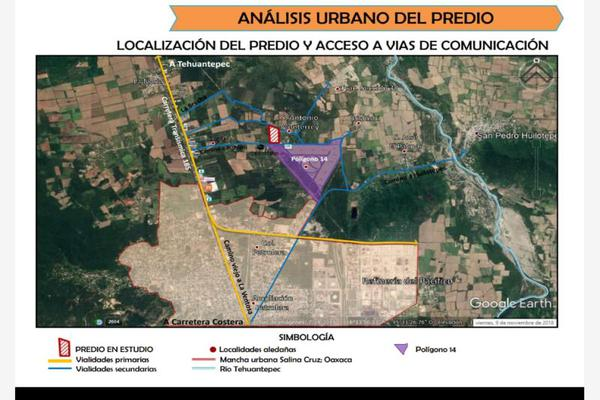 Foto de terreno industrial en venta en  , san antonio monterrey, salina cruz, oaxaca, 8853757 No. 08