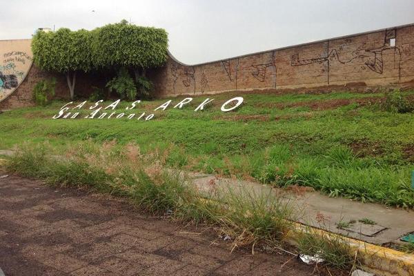 Foto de terreno habitacional en venta en  , san antonio, morelia, michoacán de ocampo, 8073825 No. 01
