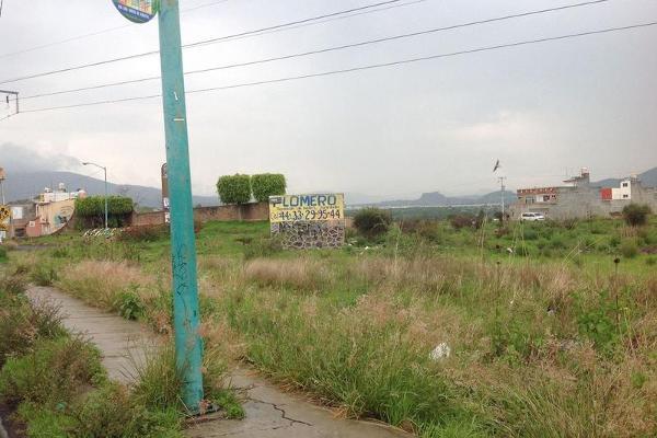 Foto de terreno habitacional en venta en  , san antonio, morelia, michoacán de ocampo, 8073825 No. 02
