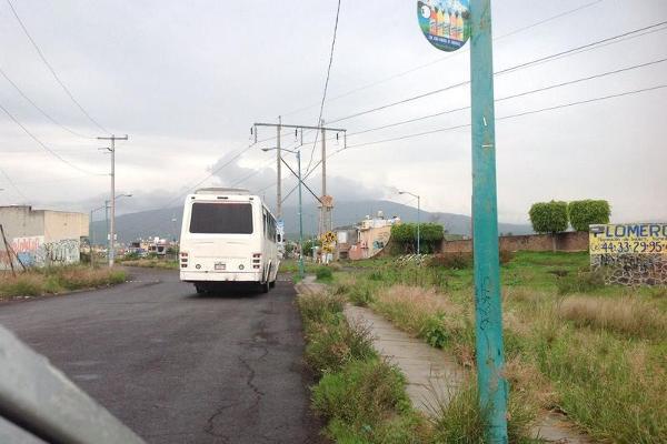 Foto de terreno habitacional en venta en  , san antonio, morelia, michoacán de ocampo, 8073825 No. 03