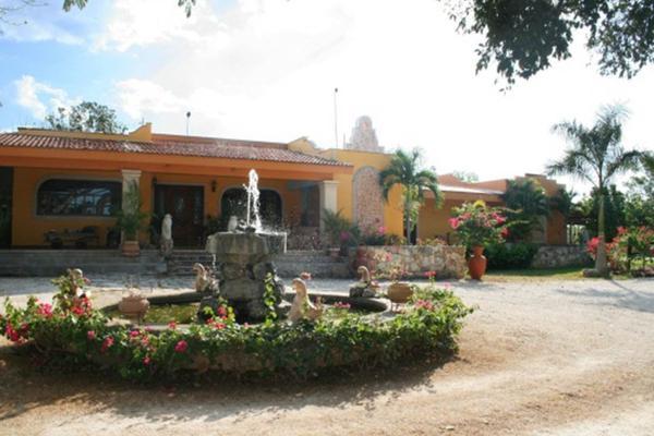 Foto de rancho en venta en  , san antonio tehuitz, kanasín, yucatán, 14028223 No. 02
