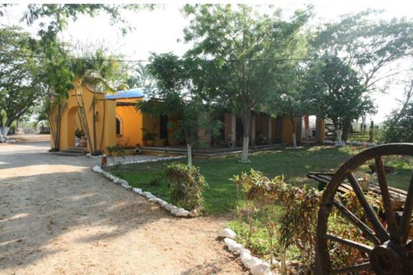 Foto de rancho en venta en  , san antonio tehuitz, kanasín, yucatán, 14028223 No. 10