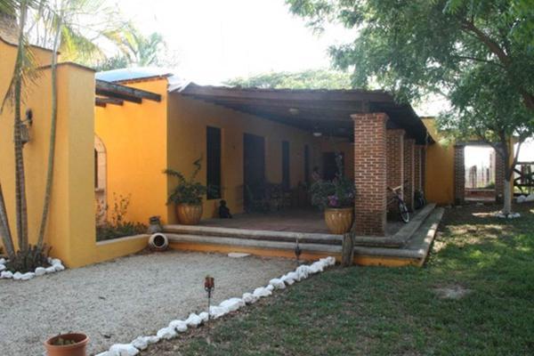 Foto de rancho en venta en  , san antonio tehuitz, kanasín, yucatán, 14028223 No. 13