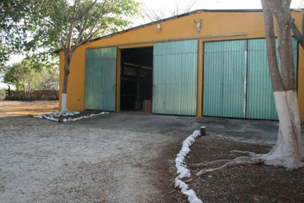 Foto de rancho en venta en  , san antonio tehuitz, kanasín, yucatán, 14028223 No. 15