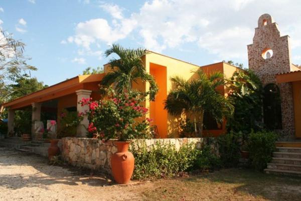 Foto de rancho en venta en  , san antonio tehuitz, kanasín, yucatán, 14028223 No. 26