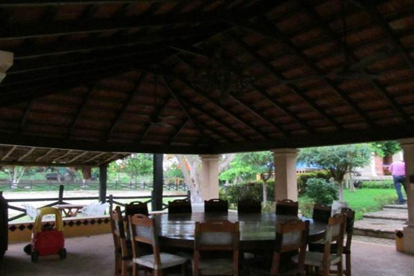 Foto de rancho en venta en  , san antonio tehuitz, kanasín, yucatán, 14028223 No. 33
