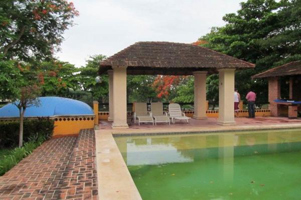 Foto de rancho en venta en  , san antonio tehuitz, kanasín, yucatán, 14028223 No. 35