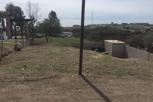 Foto de terreno habitacional en venta en  , pórticos de san antonio, tijuana, baja california, 5395055 No. 06