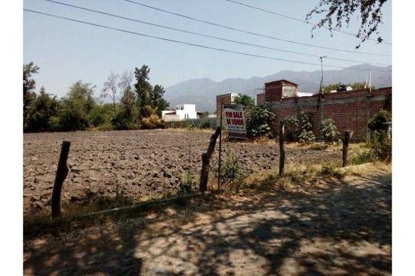 Foto de terreno habitacional en venta en  , san antonio tlayacapan, chapala, jalisco, 7975300 No. 03