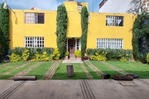 Foto de casa en venta en  , san bartolo ameyalco, álvaro obregón, df / cdmx, 14029655 No. 01