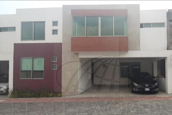 Foto de casa en venta en  , san bartolomé tlaltelulco, metepec, méxico, 15235429 No. 01
