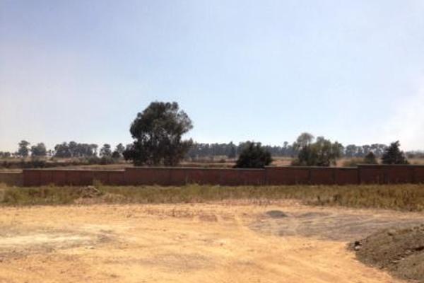 Foto de terreno habitacional en venta en  , san bartolomé tlaltelulco, metepec, méxico, 8881878 No. 03