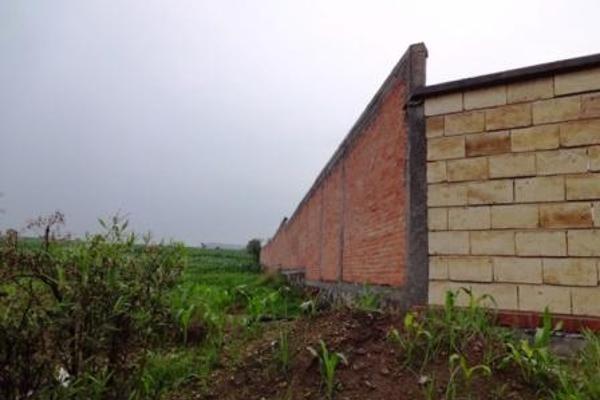 Foto de terreno habitacional en venta en  , san bartolomé tlaltelulco, metepec, méxico, 8881878 No. 04