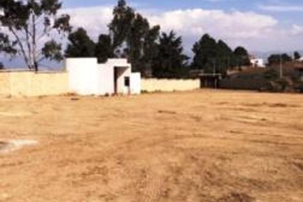 Foto de terreno habitacional en venta en  , san bartolomé tlaltelulco, metepec, méxico, 8881878 No. 05