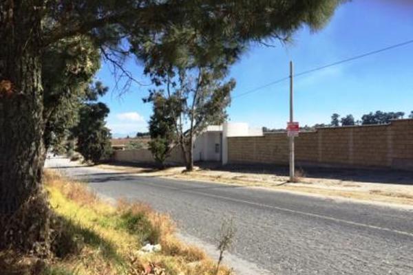 Foto de terreno habitacional en venta en  , san bartolomé tlaltelulco, metepec, méxico, 8881878 No. 08
