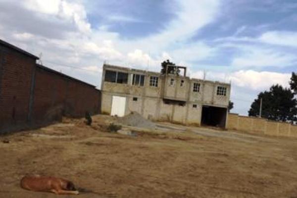 Foto de terreno habitacional en venta en  , san bartolomé tlaltelulco, metepec, méxico, 8881878 No. 12