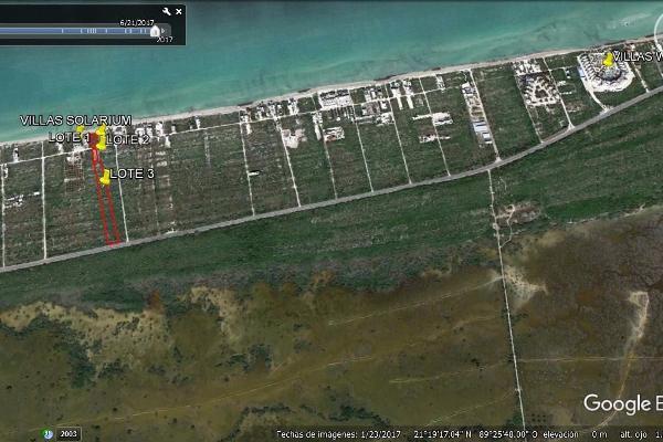 Foto de terreno habitacional en venta en  , san benito, ixil, yucatán, 3427768 No. 02