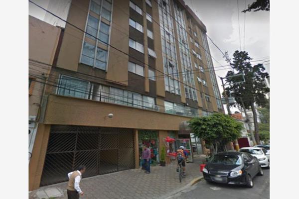 Foto de departamento en venta en san bernardino 17, del valle centro, benito juárez, df / cdmx, 7214455 No. 01