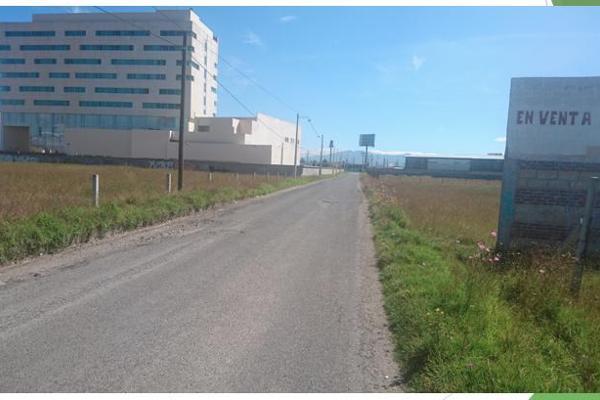 Foto de terreno habitacional en venta en  , san blas otzacatipan, toluca, méxico, 7913485 No. 01