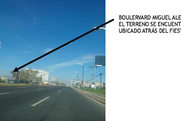 Foto de terreno habitacional en venta en  , san blas otzacatipan, toluca, méxico, 7913485 No. 03