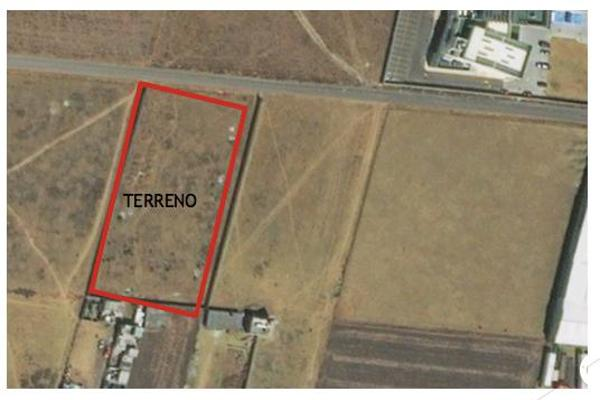 Foto de terreno habitacional en venta en  , san blas otzacatipan, toluca, méxico, 7913485 No. 04