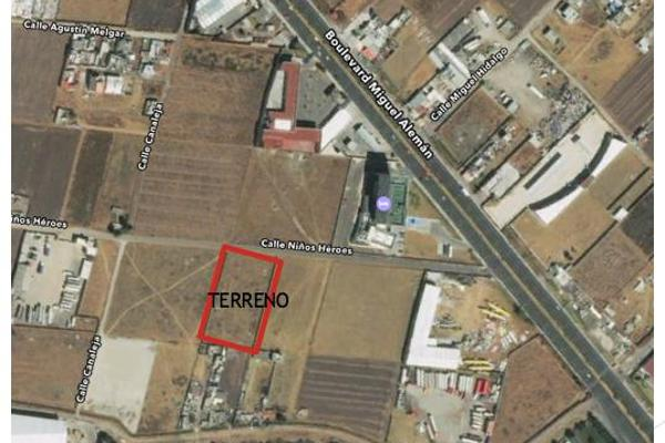 Foto de terreno habitacional en venta en  , san blas otzacatipan, toluca, méxico, 7913485 No. 05