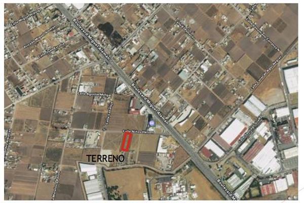 Foto de terreno habitacional en venta en  , san blas otzacatipan, toluca, méxico, 7913485 No. 07
