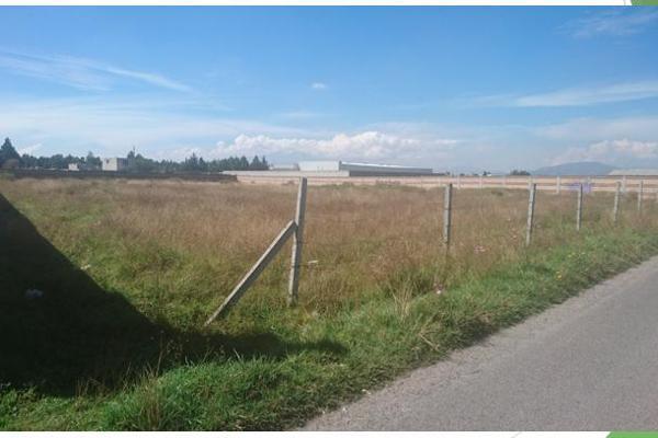 Foto de terreno habitacional en venta en  , san blas otzacatipan, toluca, méxico, 7913485 No. 08