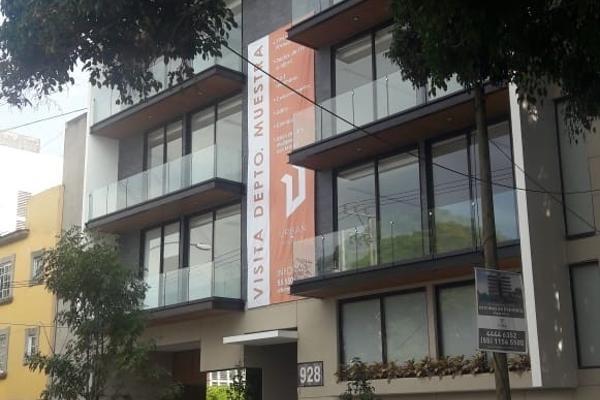 Foto de departamento en venta en san borja , del valle centro, benito juárez, df / cdmx, 14027161 No. 01