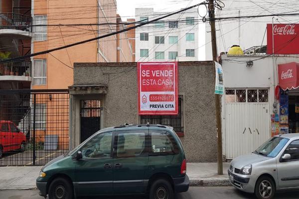 Foto de terreno habitacional en venta en san borja , independencia, benito juárez, df / cdmx, 14163819 No. 01