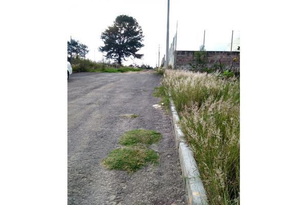 Foto de terreno habitacional en venta en  , el rincón, tlaxcala, tlaxcala, 5902202 No. 04