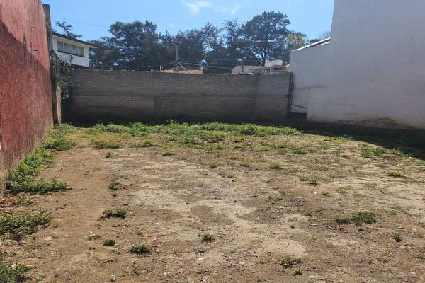 Foto de terreno habitacional en venta en san buenaventura , club de golf méxico, tlalpan, df / cdmx, 17864795 No. 05