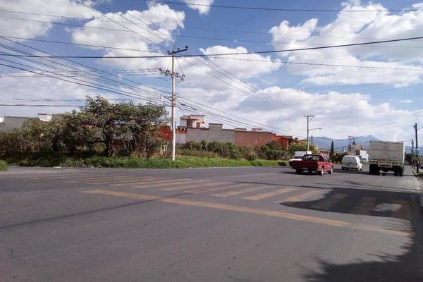 Foto de terreno comercial en venta en . ., san buenaventura, toluca, méxico, 5345466 No. 01