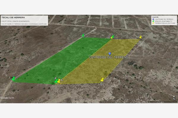 Foto de terreno comercial en venta en san carlos bo tozoculac , tecali de herrera, tecali de herrera, puebla, 17492758 No. 01