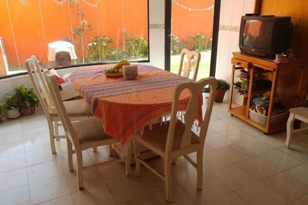 Foto de casa en venta en  , san carlos, metepec, méxico, 4665241 No. 11