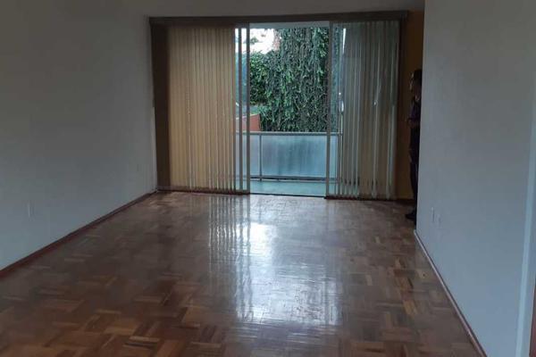 Foto de departamento en renta en san carlos , san angel, álvaro obregón, df / cdmx, 10029889 No. 01