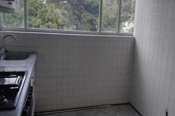 Foto de departamento en renta en san carlos , san angel, álvaro obregón, df / cdmx, 10029889 No. 04
