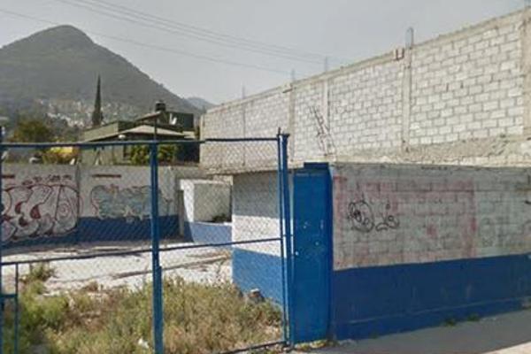 Foto de terreno habitacional en venta en  , san cristóbal centro, ecatepec de morelos, méxico, 0 No. 01