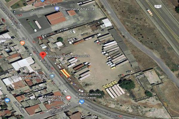 Foto de terreno habitacional en venta en  , san cristóbal, ecatepec de morelos, méxico, 0 No. 09