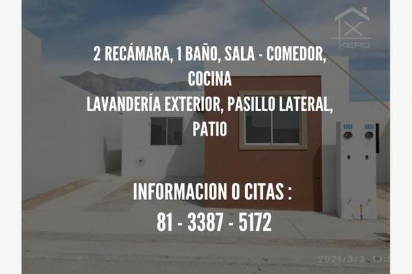 Foto de casa en venta en  , san cristóbal, hualahuises, nuevo león, 16194662 No. 02