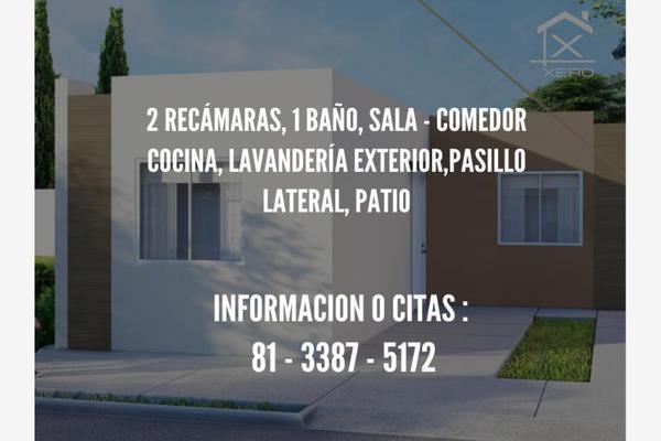 Foto de casa en venta en  , san cristóbal, hualahuises, nuevo león, 16194666 No. 02