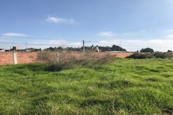 Foto de terreno habitacional en venta en  , san cristóbal tecolit, zinacantepec, méxico, 3634545 No. 01