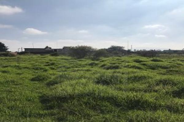 Foto de terreno habitacional en venta en  , san cristóbal tecolit, zinacantepec, méxico, 3634545 No. 04