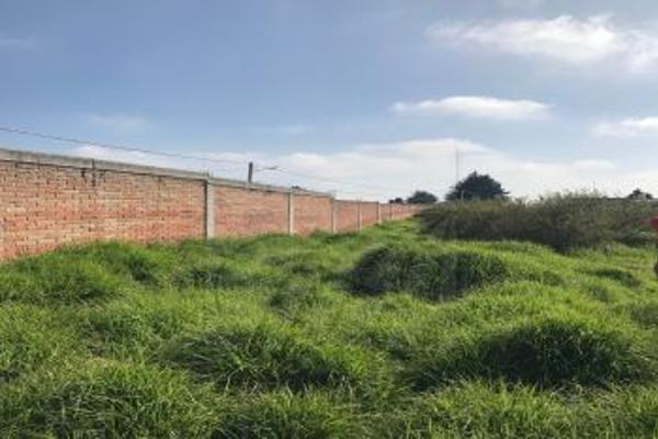 Foto de terreno habitacional en venta en  , san cristóbal tecolit, zinacantepec, méxico, 3634545 No. 07