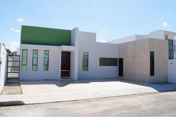 Foto de casa en venta en  , san jose, mérida, yucatán, 12278059 No. 01