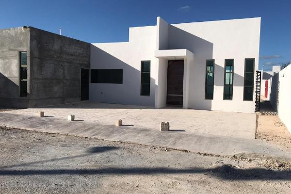 Foto de casa en venta en  , san diego, cuncunul, yucatán, 2633741 No. 01